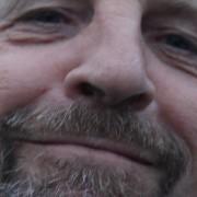 Jon Kittilsen har hatt en rekke middelmådige resultater i det siste, så antydningen til smil i sjegget tyder på at han er fornøyd med andreplassen
