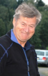 Arve Bjerke har all grunn til å være fornøyd med sin andre seier i mandagscupen på tre uker. Skader ikke å gå i pluss økonomisk heller