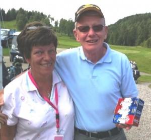 Ekteparet Bjørnstad, Marit og Terje, har deltatt i alle de individuelle mandagscup-turneringene, og antagelig de andre også.