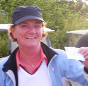 Hanne Hoel Tofteberg representerte B-klassens damer på en bra måte ved å ta tredjeplassen, med 16 poeng.
