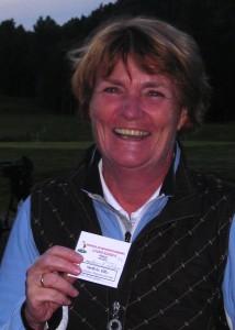 Hanne Tofteberg sanket 21 poeng for en klar seier,