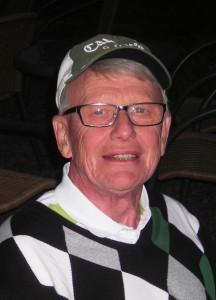 På premieutdelingen var det Terje Bjørnstad som fikk andreplassen. Dette er ikke i overensstemmelse med Golfbox-resultatet, men gjort er gjort, så her er han.