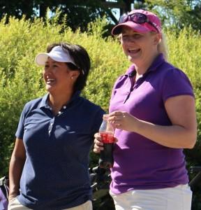 Som beste damelag får også Leona Pilares og Stine Torgersen en tur til områdefinalen, fordi klubben klart å stille med flere deltakere enn 10 % av medlemsmassen. Lykke til!