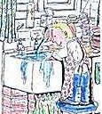 liten oppvask