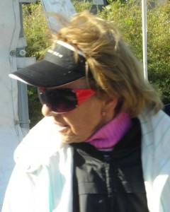 Fina Kensland ble nummer 8 på 54 poeng og fikk dessuten prisen for dagens største solbriller.
