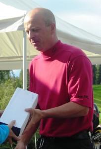 Per Frode Haugen klubbmester